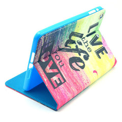 Life Leather Case for iPad Air - BoardwalkBuy - 2