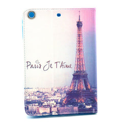 Paris Leather Case for iPad Air - BoardwalkBuy - 4