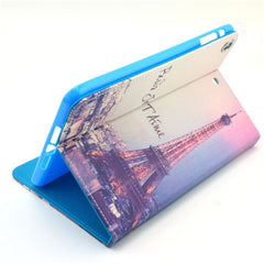 Paris Leather Case for iPad Air - BoardwalkBuy - 2