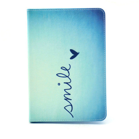Smile Leather Case for iPad Air - BoardwalkBuy - 1