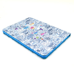 Comic Leather Case for iPad Air2 - BoardwalkBuy - 3