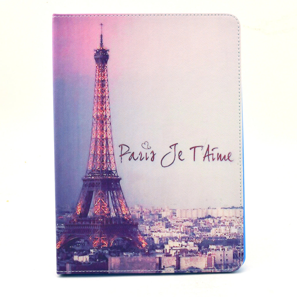 Paris Leather Case for iPad Air2 - BoardwalkBuy - 1