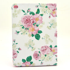 Pink Flower Leather Case for iPad Air2 - BoardwalkBuy - 4