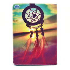 Wind Chimes Leather Case for iPad Air2 - BoardwalkBuy - 4