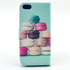 Cake Stand Leather Case For iPhone 5s - BoardwalkBuy - 3