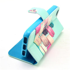 Cake Stand Leather Case For iPhone 5s - BoardwalkBuy - 2