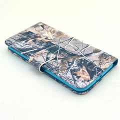 Tree  PU Stand  Leather Case for Samsung S6 - BoardwalkBuy - 2