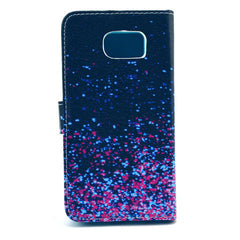 Star Stand Leather Case  For  Samsung S6 - BoardwalkBuy - 3