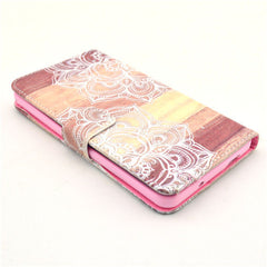 Lace Stand Leather Case For Samsung note3 - BoardwalkBuy - 4