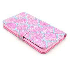 Pink Lace Stand Leather Case For Samsung note3 - BoardwalkBuy - 4