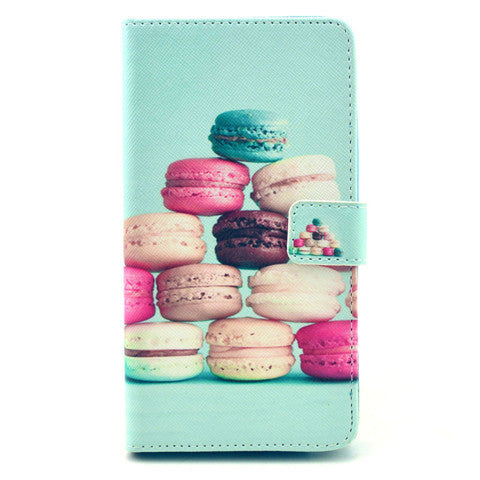 Cake Stand Leather Case For Samsung note4 - BoardwalkBuy - 1