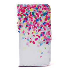 Flower Stand Leather Case  For  Samsung S6 - BoardwalkBuy - 1