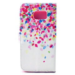 Flower Stand Leather Case  For  Samsung S6 - BoardwalkBuy - 4