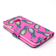 Pineapple Stand Leather Case  For  Samsung S6 - BoardwalkBuy - 3