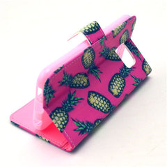 Pineapple Stand Leather Case  For  Samsung S6 - BoardwalkBuy - 2
