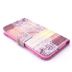 Lace Stand Leather Case  For  Samsung S6 - BoardwalkBuy - 2