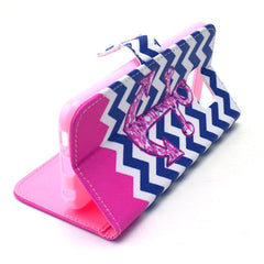 Waves Stand Leather Case  For  Samsung S6 - BoardwalkBuy - 3