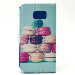 Cake Stand Leather Case For Samsung S6 - BoardwalkBuy - 4