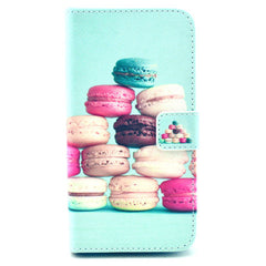 Cake Stand Leather Case For Samsung S5 - BoardwalkBuy - 1
