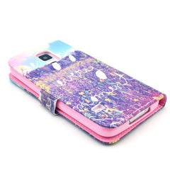 Enjoying Stand Leather Case For Samsung S5 - BoardwalkBuy - 4