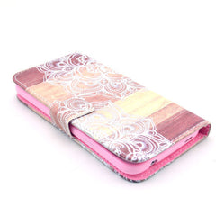 Lace Stand Leather Case For Samsung S5 - BoardwalkBuy - 4