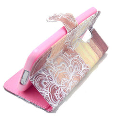 Lace Stand Leather Case For Samsung S5 - BoardwalkBuy - 2