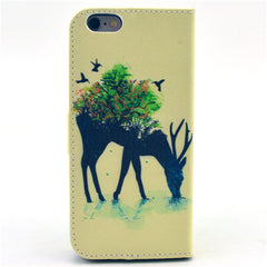 Deer Stand Leather Case for iPhone 6 Plus - BoardwalkBuy - 2