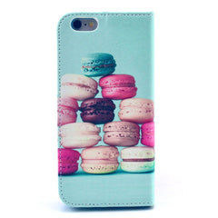 Dessert Cake Leather Case for iPhone 6 4.7 - BoardwalkBuy - 2