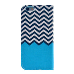 Wave Leather Case for iPhone 6 Plus - BoardwalkBuy - 2