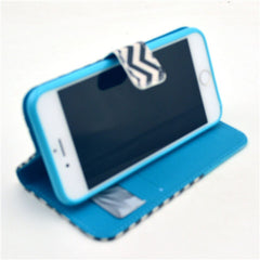 Wave Leather Case for iPhone 6 Plus - BoardwalkBuy - 4