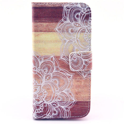 "Paper-cut Leather Case for iPhone 6 4.7"" - BoardwalkBuy - 1"