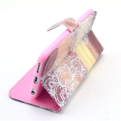 Paper-cut Stand Leather Case for iPhone 6 Plus - BoardwalkBuy - 4