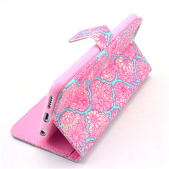 Card Slots Leather Case for iPhone 6 Plus - BoardwalkBuy - 3