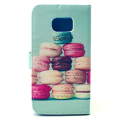 Cake Stand Leather Case For Samsung S6 Edge - BoardwalkBuy - 4