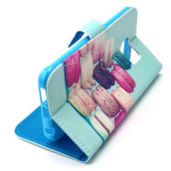 Cake Stand Leather Case For Samsung S6 Edge - BoardwalkBuy - 2