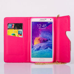 Heeled shoes wallets for Samsung Galaxy Note4 - BoardwalkBuy - 8