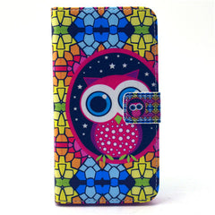 Masonry Owl Stand Leather Case For Samsung S6 - BoardwalkBuy - 1