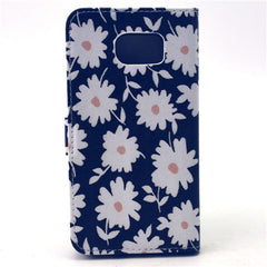 Chrysanthemum Stand Leather Case For Samsung S6 - BoardwalkBuy - 4