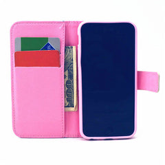 Rainbow Painted Leather Case for iPhone 6 4.7 - BoardwalkBuy - 4