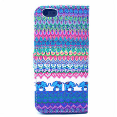 Tribe Leather Case for iPhone 6 Plus - BoardwalkBuy - 2