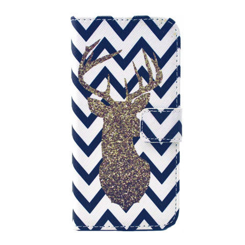 Deer Leather Case for iPhone 6 Plus - BoardwalkBuy - 1