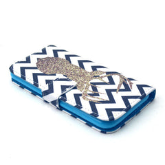 The waves deer Stand Leather Case For iPhone6 - BoardwalkBuy - 4