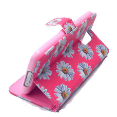 Chrysanthemum Stand Leather Case For Samsung S5 - BoardwalkBuy - 2