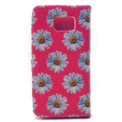 Chrysanthemum Stand Leather Case For Samsung S6 - BoardwalkBuy - 2
