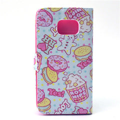 Cookies Stand Leather Case For Samsung S6 Edge - BoardwalkBuy - 4