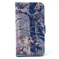 Tree Stand Leather Case For Samsung S6 Edge - BoardwalkBuy - 1