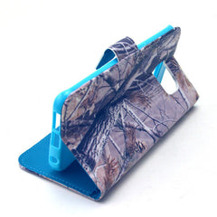 Tree Stand Leather Case For Samsung S6 Edge - BoardwalkBuy - 2