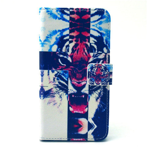 Stand Leather Case For Samsung S6 Edge - BoardwalkBuy - 1
