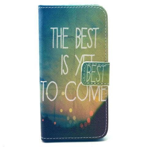 Good thing Stand Leather Case For iPhone5s - BoardwalkBuy - 1