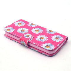 Chrysanthemum Stand Leather Case For Samsung S4 - BoardwalkBuy - 3